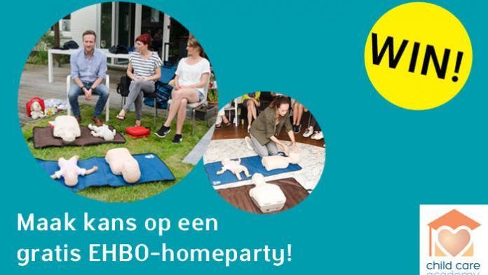 Win een EHBO-homeparty