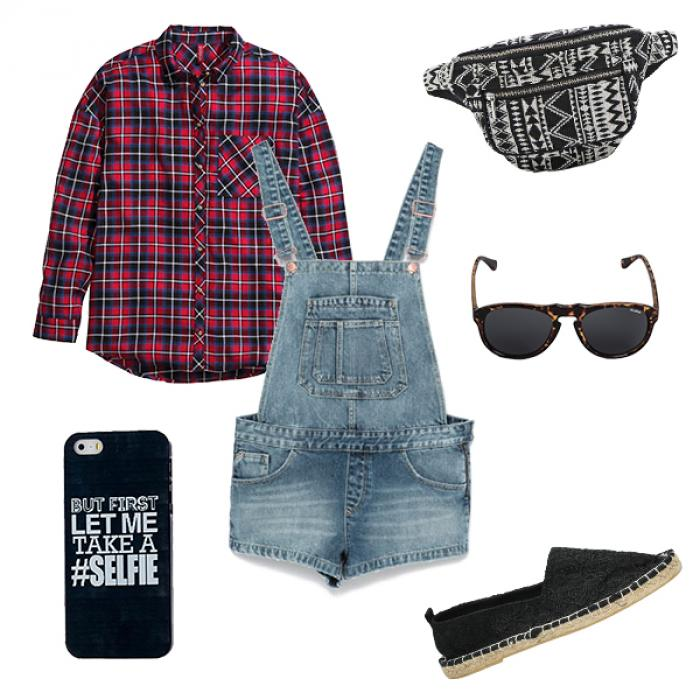 Outfit Rock Werchter