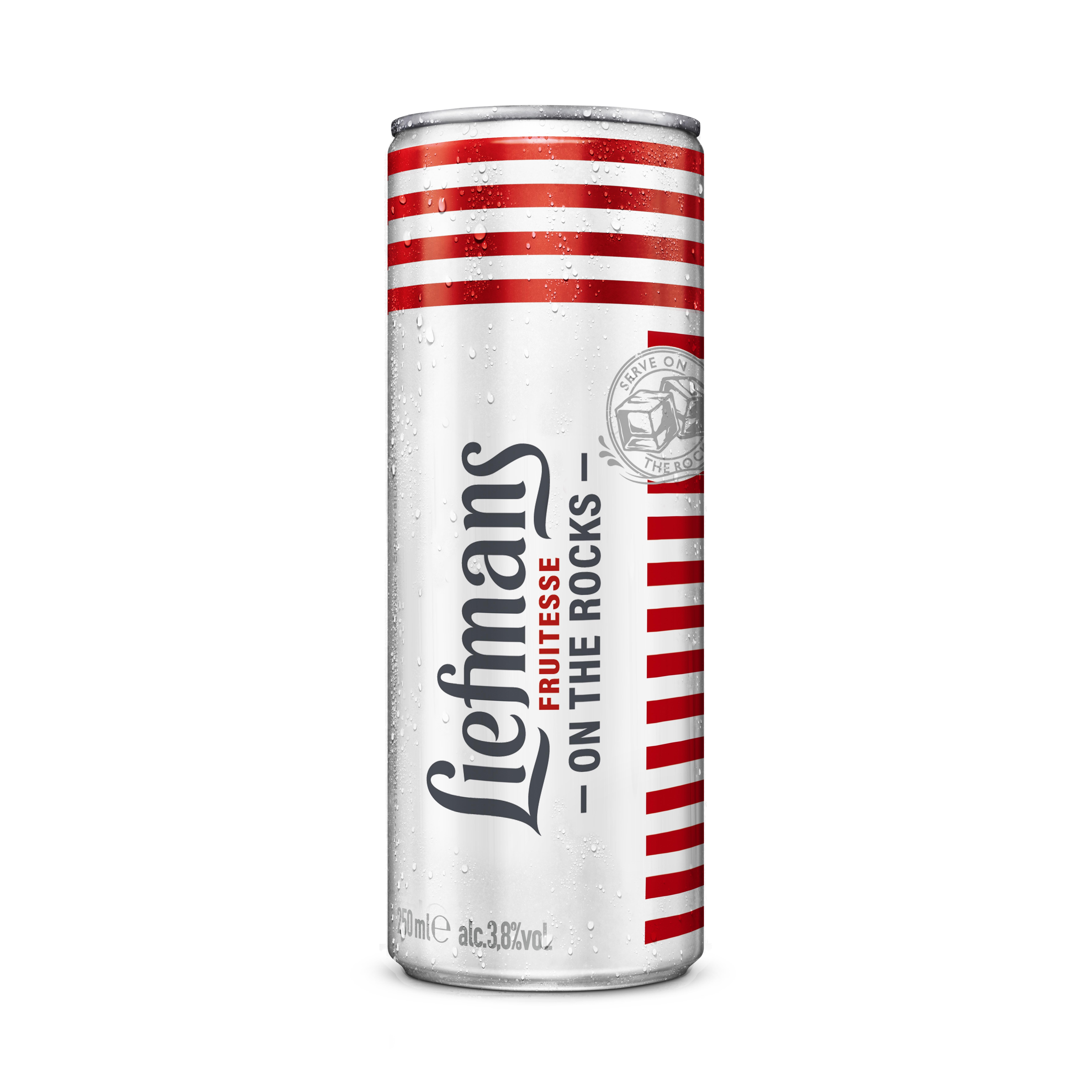 Blikje Liefmans Fruitesse (250 ml)