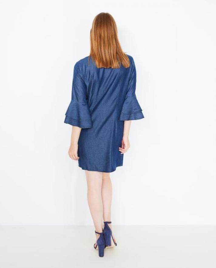 La robe à manches pagodes
