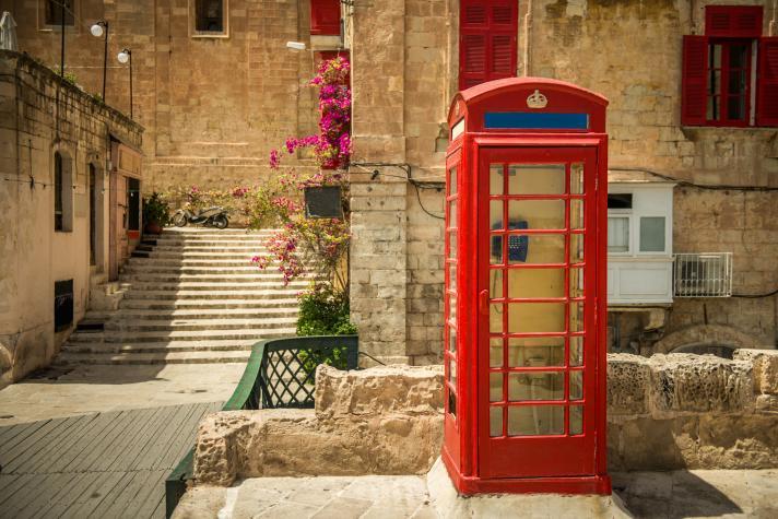 Pendant plus de 150 ans, Malte a fait partie intégrante de l'empire britannique.