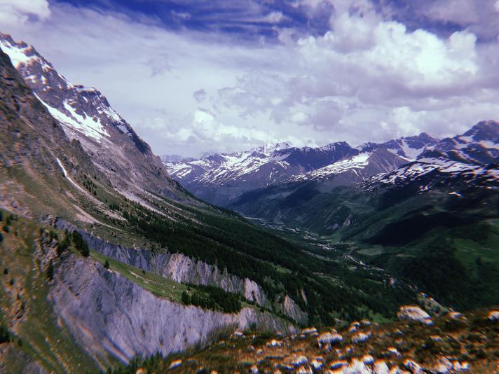 Pour ses paysages incroyables