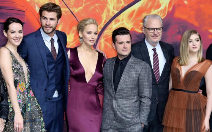cast Hunger Games