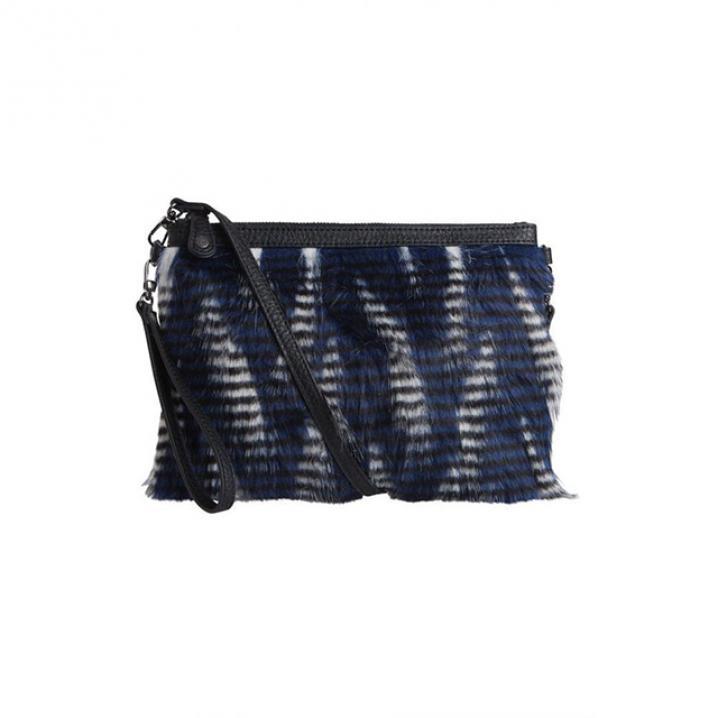 Zwarte handtas