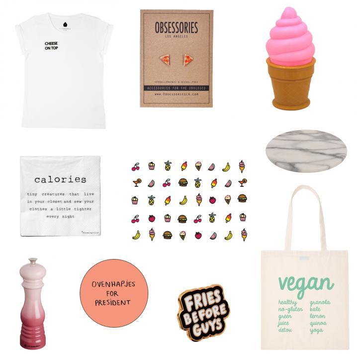 Foodie accessoires