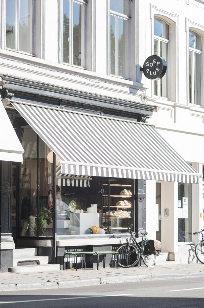 eetplekjes Gent