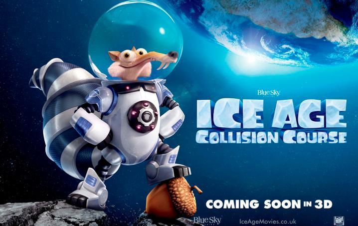 Ice Age: les lois de l'univers