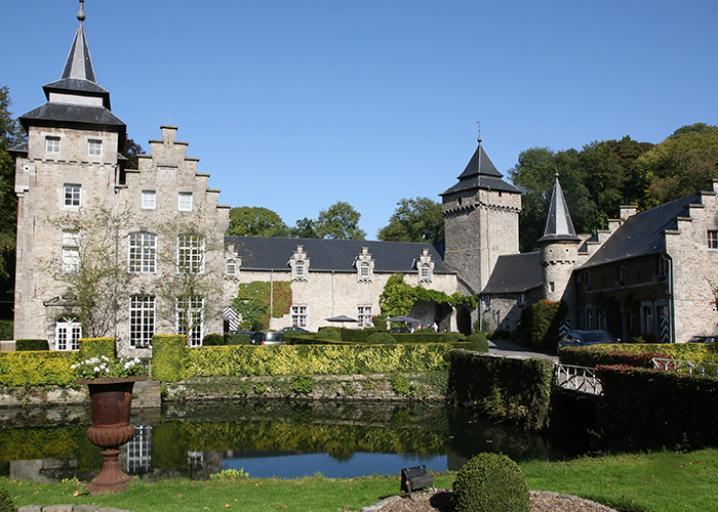 Le Château de la Rocq