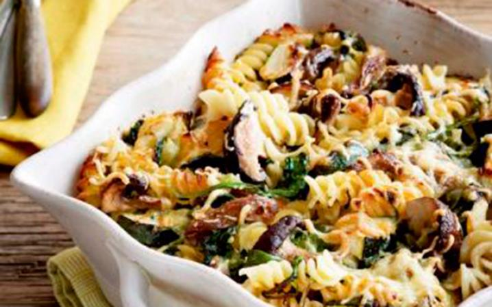 Bekend Dagen Zonder Vlees: 5 x vegetarische pasta #RT31
