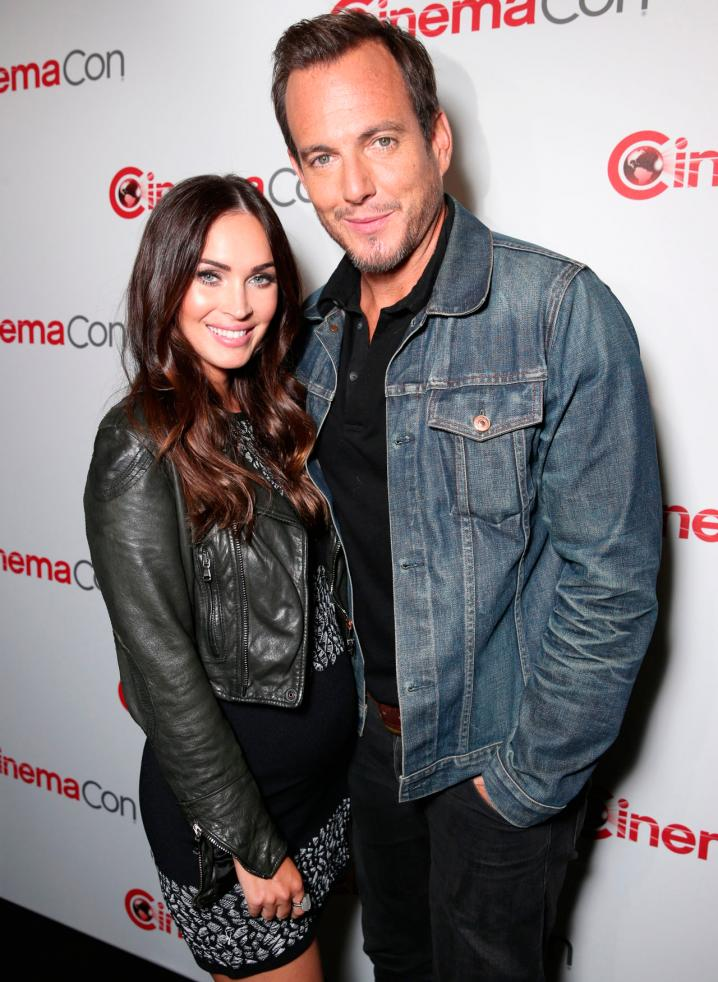 Megan Fox Will Arnett