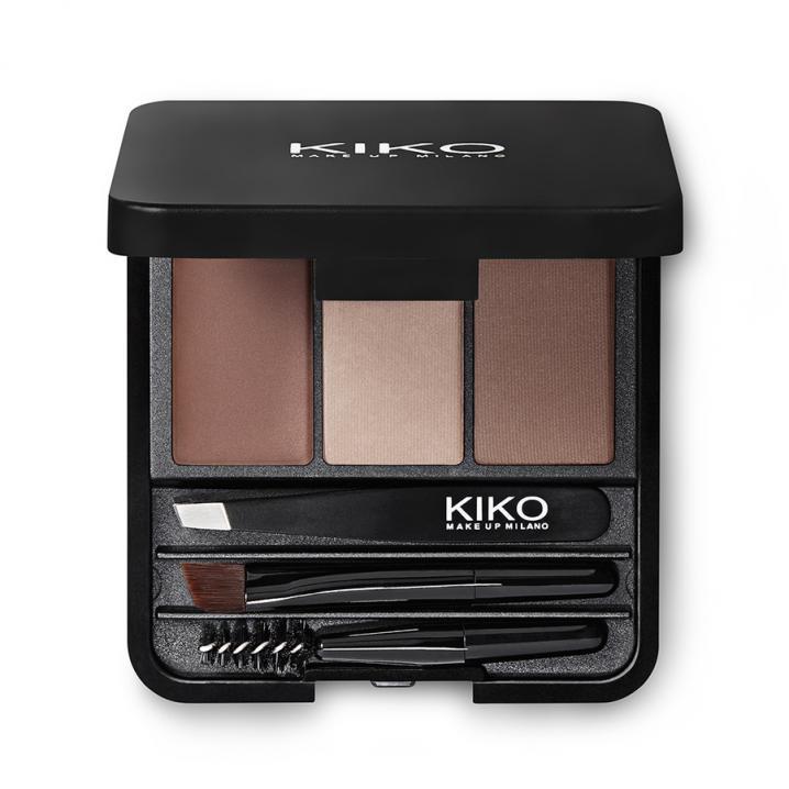Kiko Cosmetics Eyebrow Expert Styling Kit