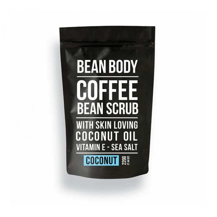 Bean Body Coconut Coffee Scrub