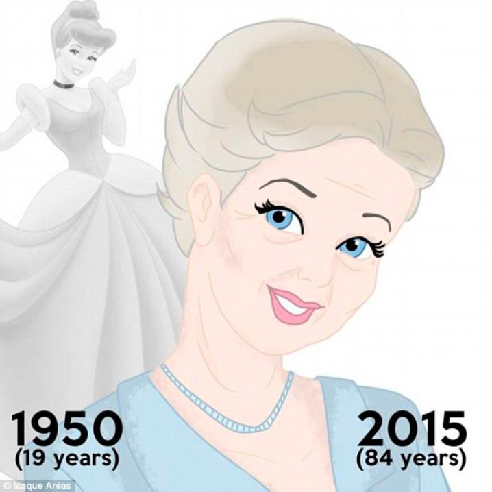 Assepoester was 19 jaar in 1950.