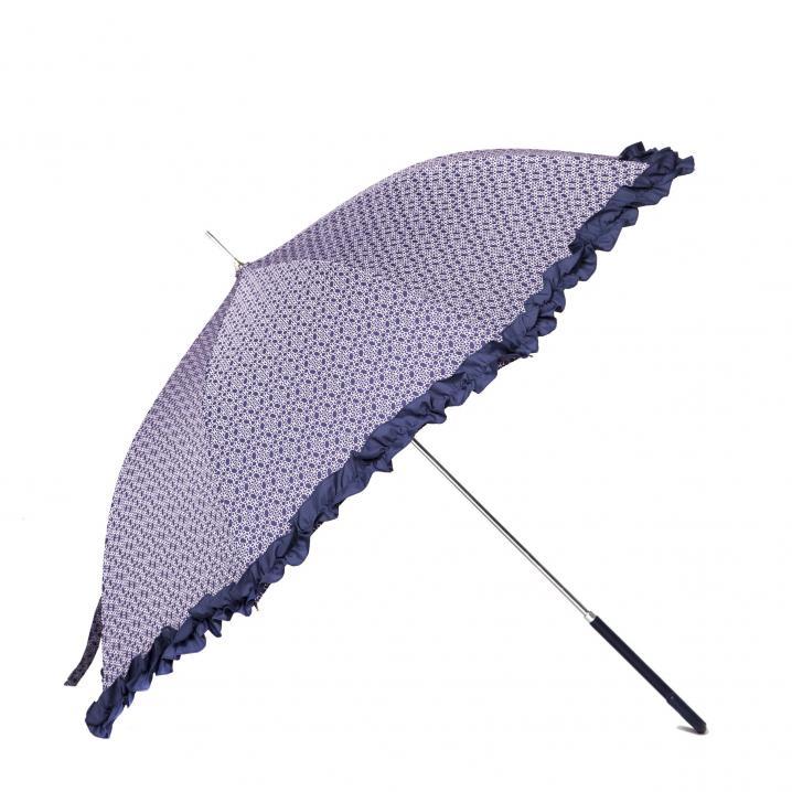 Paraplu met bloemenprint