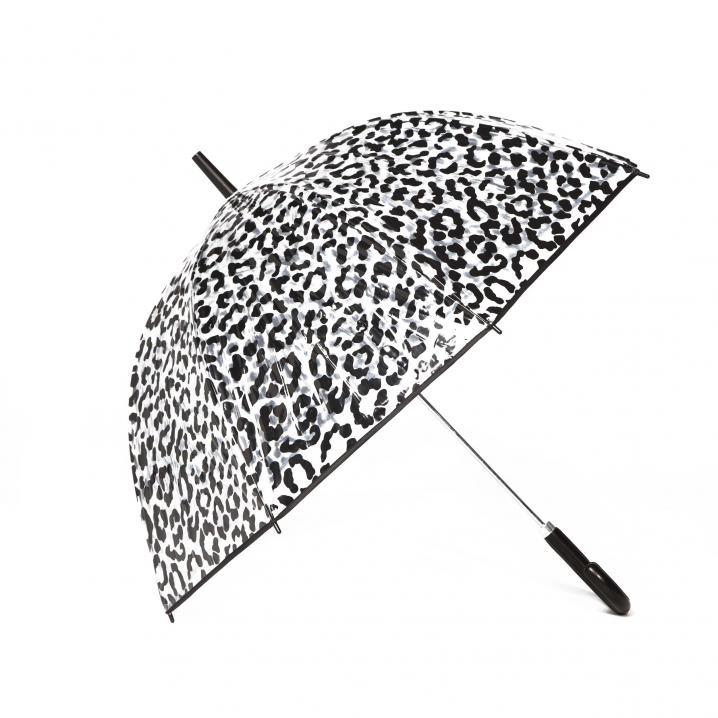 Paraplu met dierenprint