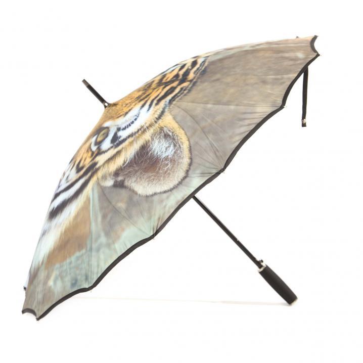 Paraplu met tijger