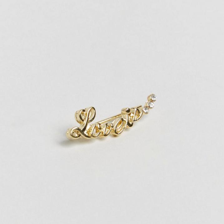 'Love is...'-oorbellen