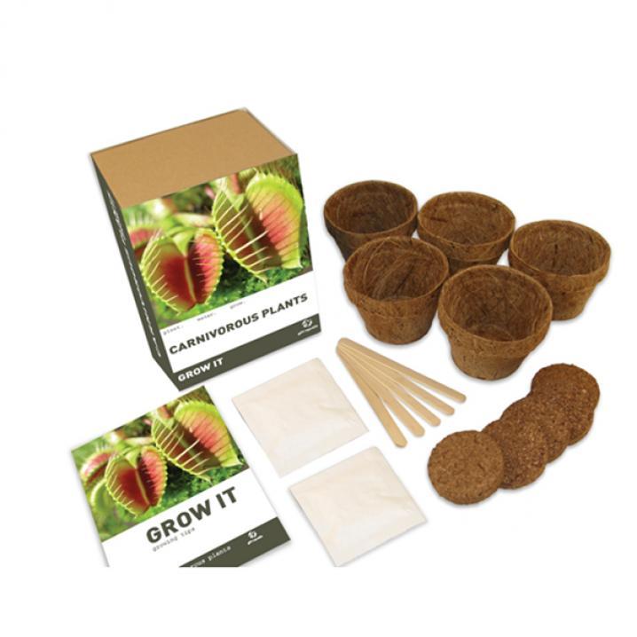 Grow It-kweekset - vleesetende plant