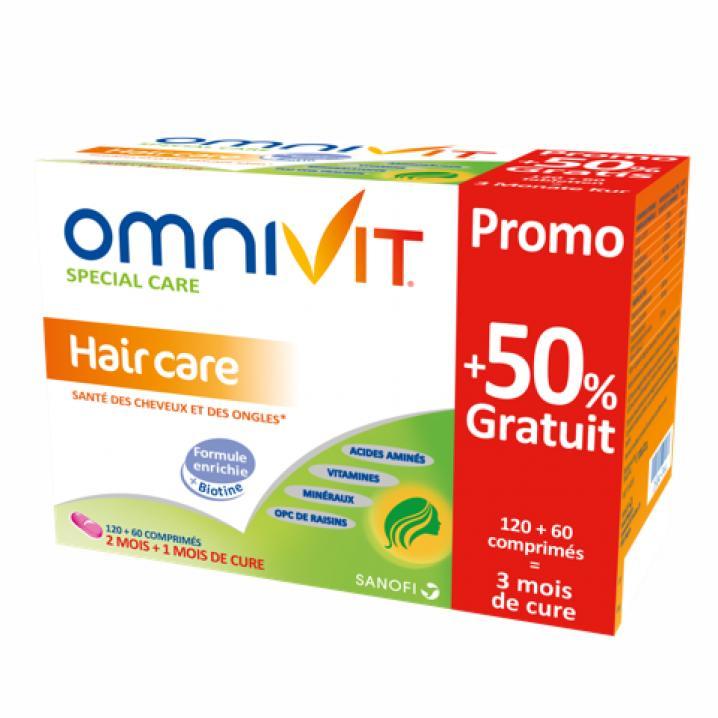 Omnivit Hair care - 38,95 € en pharmacie