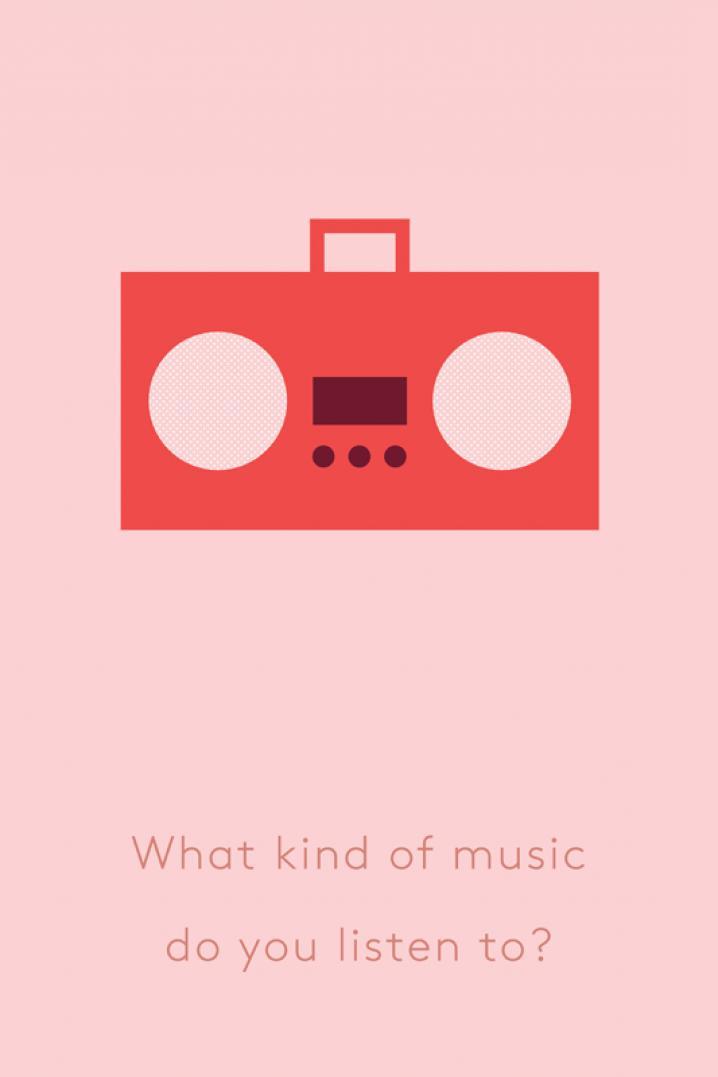 Naar welke muziek luister je graag?