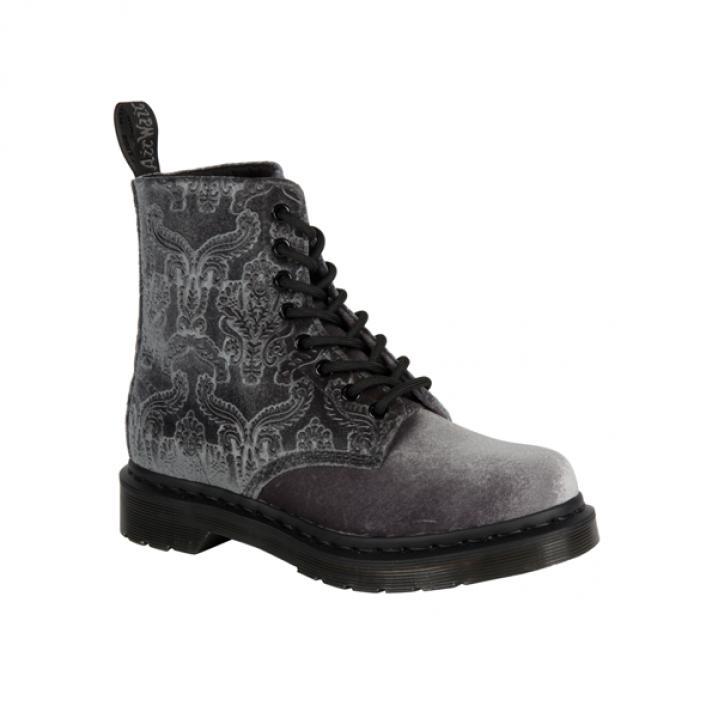 Antracietgrijze boots