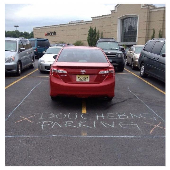 Wanparkeren