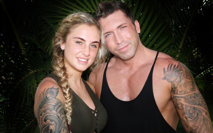 Rosanna (24) en Niels (26)