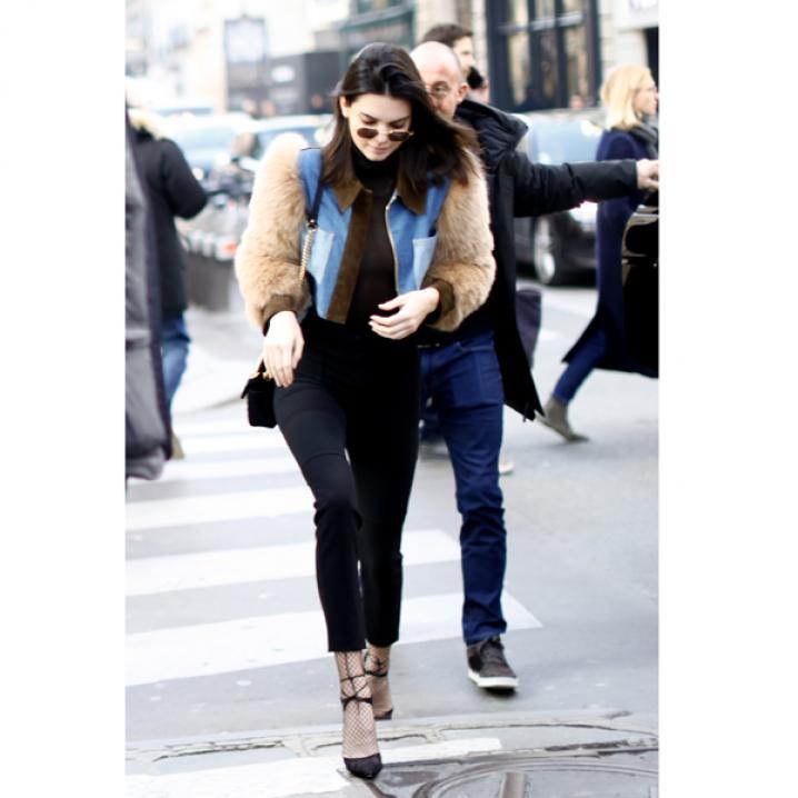 Topmodel en it-girl Kendall Jenner