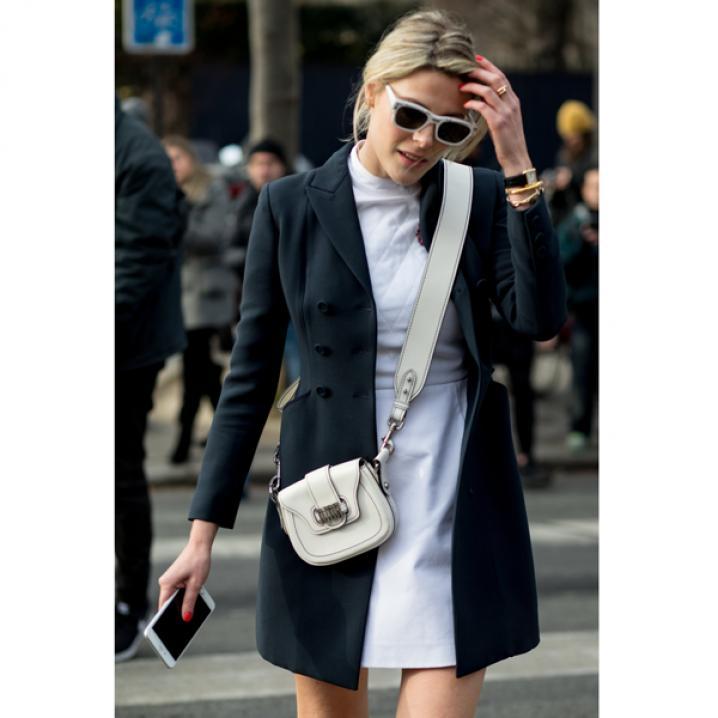 Belgische modeblogster Sofie Valkiers