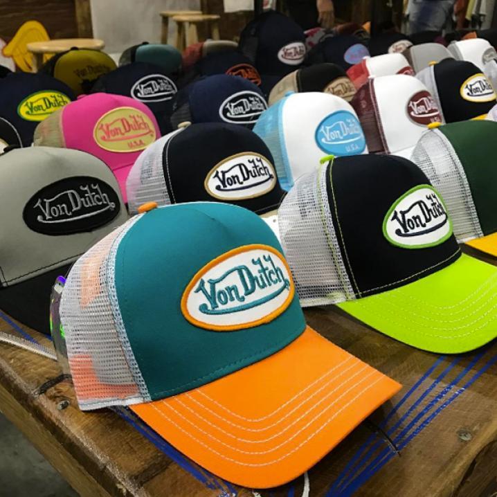 Von Dutch trucker hats