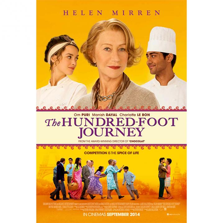 The Hundred-Foot-Journey