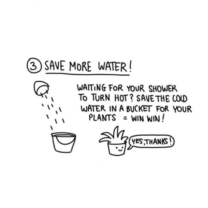 Tips om de planeet te redden van Chrostin