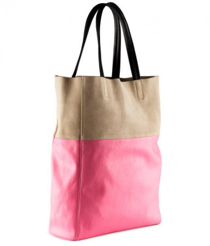 h m shopper roze