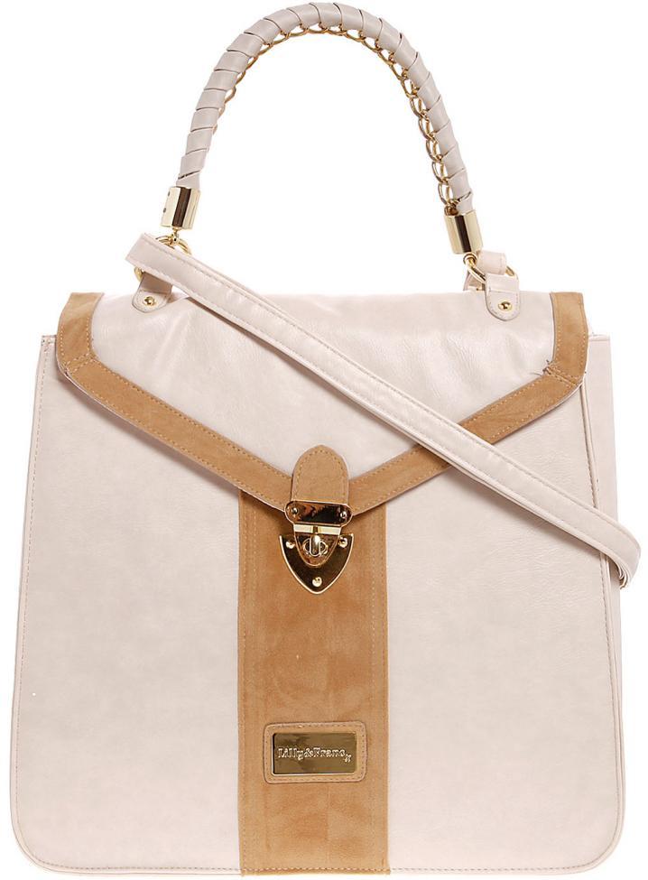 white tote bag