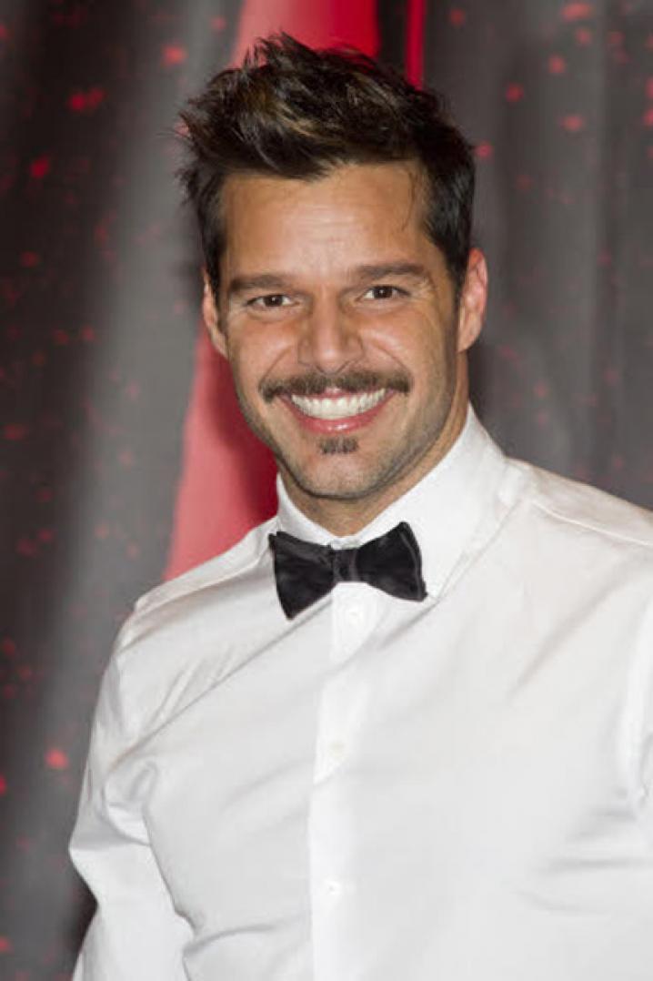Ricky Martin: Enrique Morales