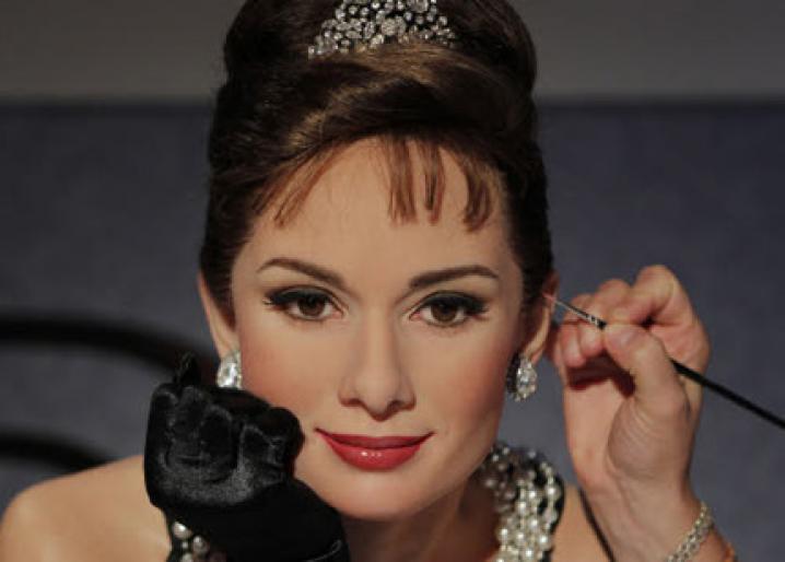 Audrey Hepburn = Audrey Ruston