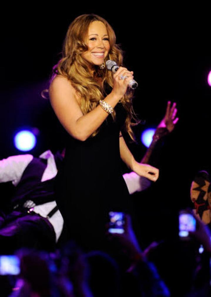 Mariah Carey = Maria Nunez