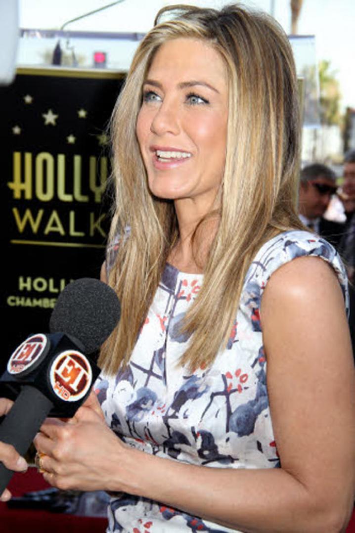 Jennifer Aniston = Jennifer Anastassakis