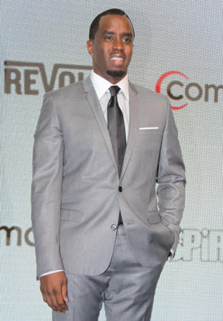 P. Diddy = Sean Combs