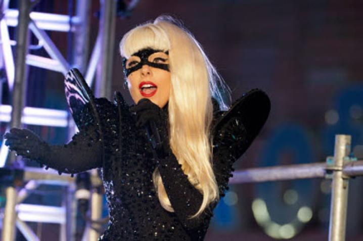 Lady Gaga = Stefani Joanne Angelina Germanotta