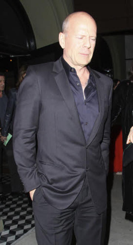 Bruce Willis = Walter Willis