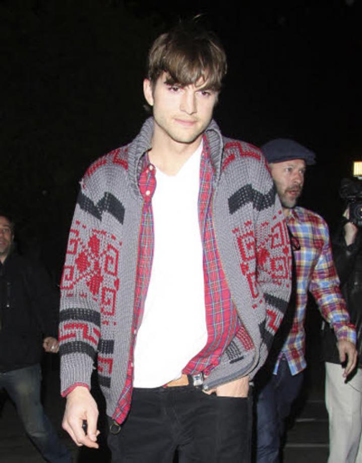 Ashton Kutcher = Christopher Kutcher