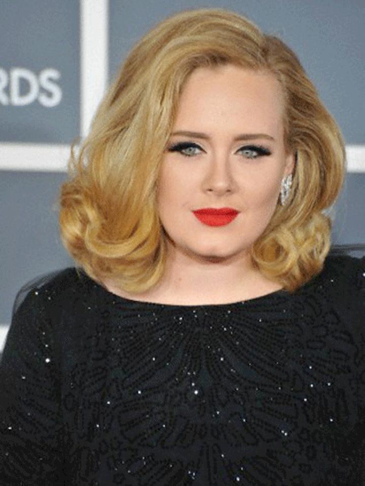 Adele a choisi un carrà© rà©tro