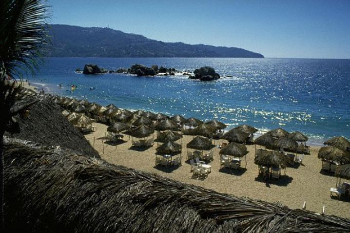 Acapulco, Mexique
