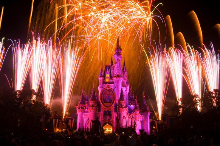 Disney World, Orlando, Floride