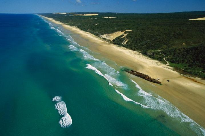 Fraser Island, Australie