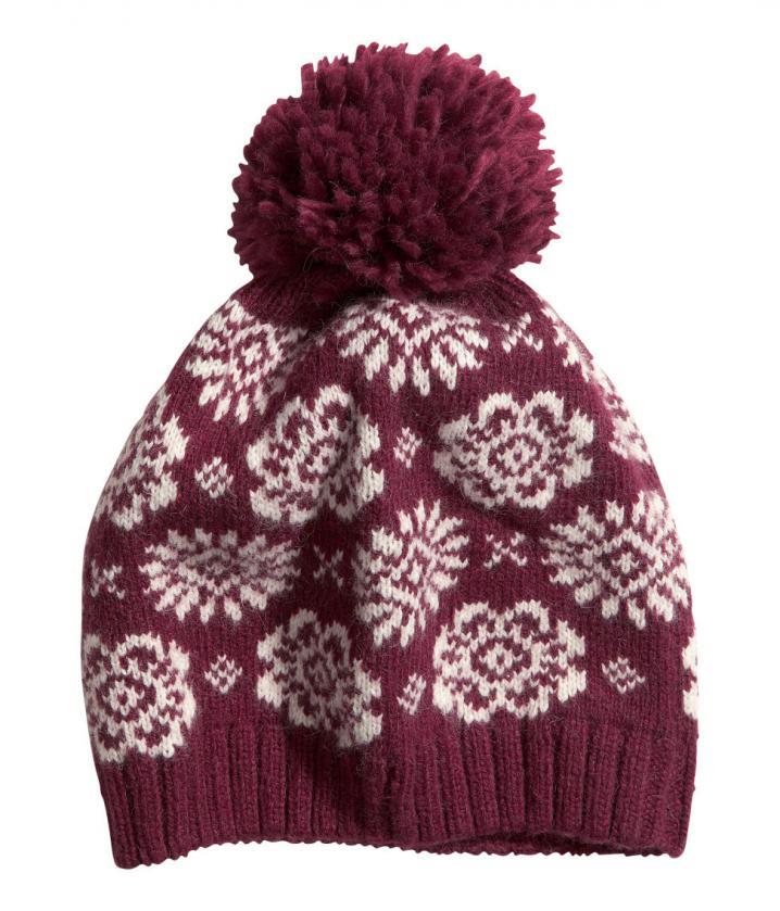 Bonnet H&M, 7,95 €