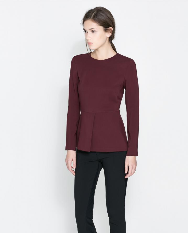 Top Zara, 49,95 €
