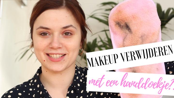make-up verwijderen