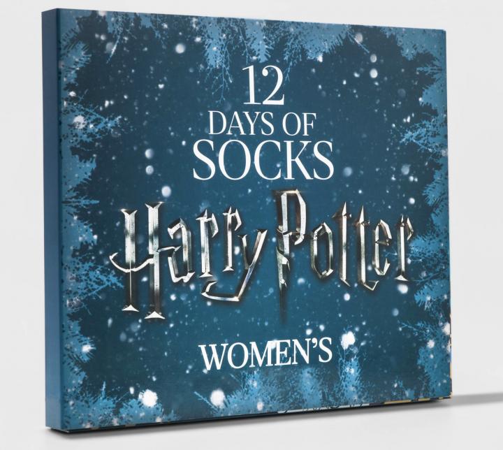 Geliefde Deze Harry Potter-adventskalender bezorgt je een magische kerst #QX96